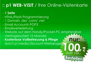 Wordpress Agentur Stuttgart P1 Media Discount Werbeagentur