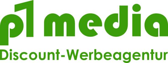 Logo von p1 media Discount-Werbeagentur aus Stuttgart www.p1media-discount-werbeagenturen.de
